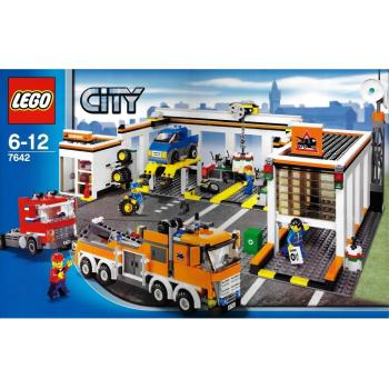 LEGO City  7642 - Garage