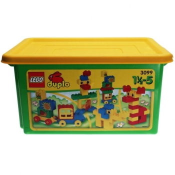 LEGO Duplo  3099 - Storage Chest
