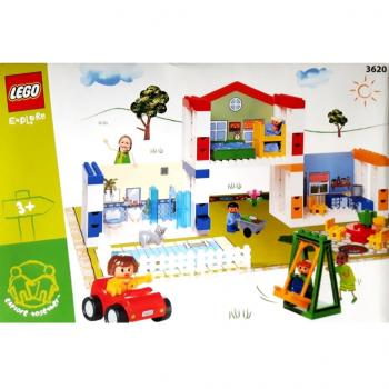 LEGO Duplo  3620 - Playhouse