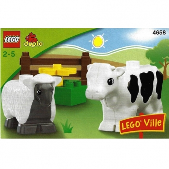 LEGO Duplo  4658 - Farm Animals
