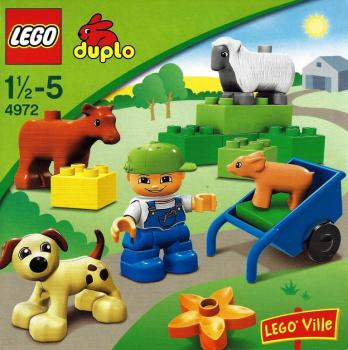 LEGO Duplo  4972 - Animals