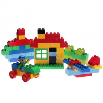 LEGO Duplo  5506 - Large Brick Box