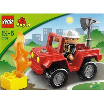 LEGO Duplo  6169 - Fire Chief