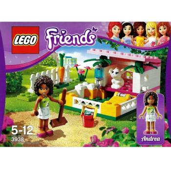 LEGO Friends  3938 - Andrea's Bunny House