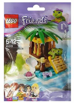 LEGO Friends 41019 - Turtle's Little Oasis