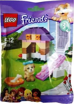 LEGO Friends 41025 - Puppy's Playhouse