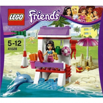 LEGO Friends 41028 - Emma's Lifeguard Post