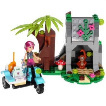 LEGO Friends 41032 - First Aid Jungle Bike