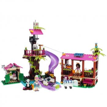 LEGO Friends 41038 - Jungle Rescue Base