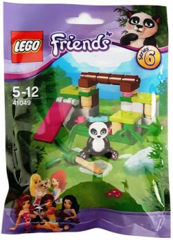 LEGO Friends 41049 - Panda's Bamboo