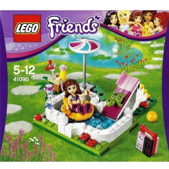 LEGO Friends 41090 - Olivia's Garden Pool