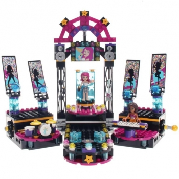 LEGO Friends 41105 - Pop Star Show Stage
