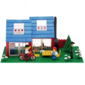 LEGO Legoland 6370 - Weekend Home