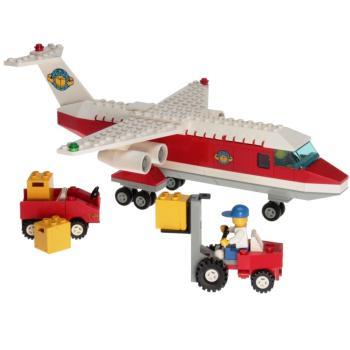 LEGO Legoland 6375 - Trans Air Carrier