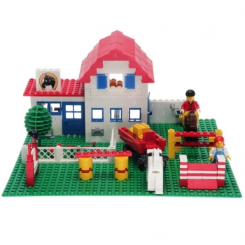 LEGO Legoland 6379 - Riding Stable