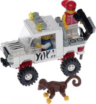 LEGO Legoland 6672 - Safari Off Road Vehicle