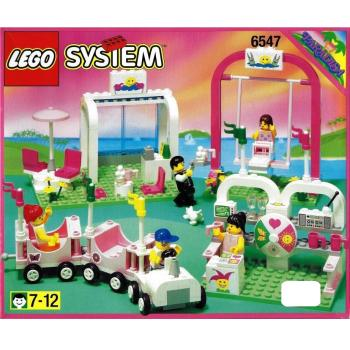 Lego Paradisa 6547 - Fun Fair
