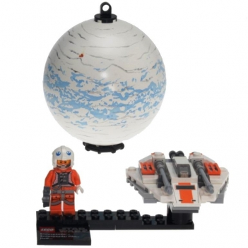 LEGO Star Wars 75009 - Snowspeeder & Planet Hoth