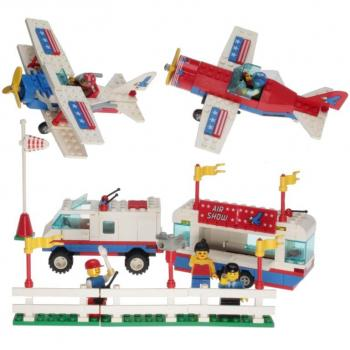 LEGO System 6345 - Aerial Acrobats