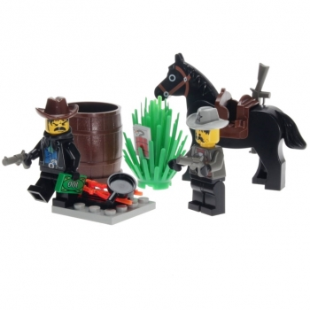 Lego System 6712 - Sheriff's Showdown