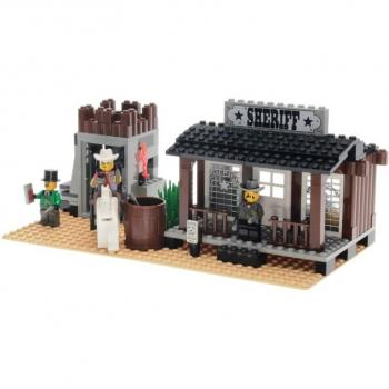 Lego System 6755 - Sheriff's Lock-up