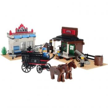 LEGO System 6765 - Gold City Junction