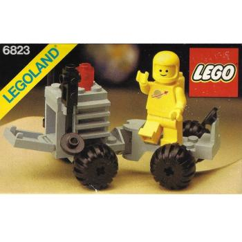LEGO Legoland 6823 - Surface Transport