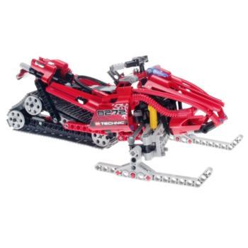 Lego Technic 8272 Snowmobile Decotoys