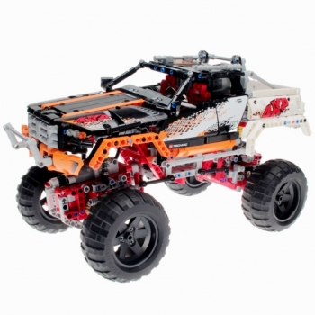 Lego Technic 9398 4x4 Crawler Decotoys