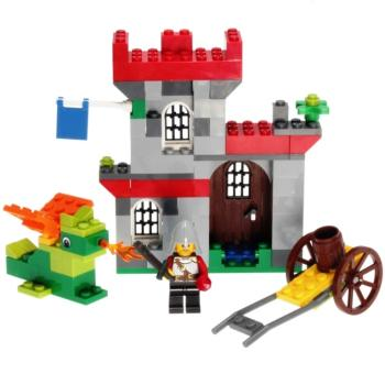 LEGO 5929 - Knight and Castle Building Set