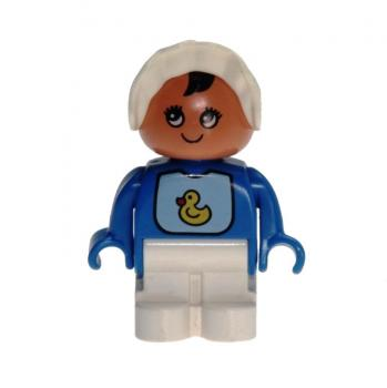 LEGO Duplo - Figure Child Baby 4943pb001