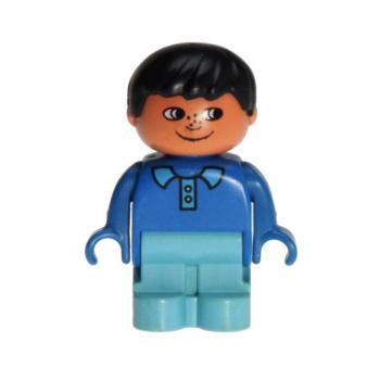 LEGO Duplo - Figure Child Boy 4943pb010