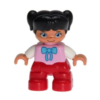 LEGO Duplo - Figure Child Girl 47205pb032