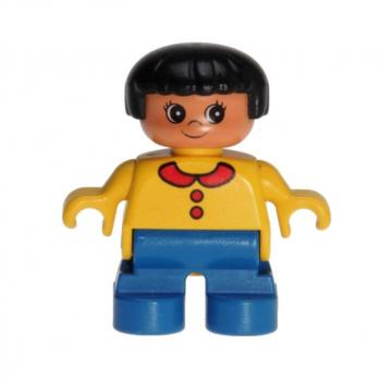 LEGO Duplo - Figure Child Girl 6453pb016