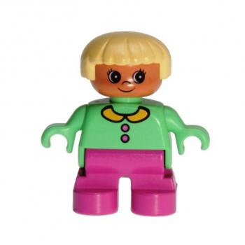LEGO Duplo - Figure Child Girl 6453pb029