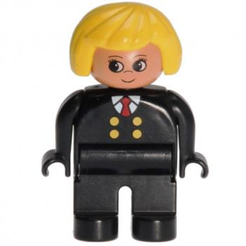 LEGO Duplo - Figure Female 4555pb019