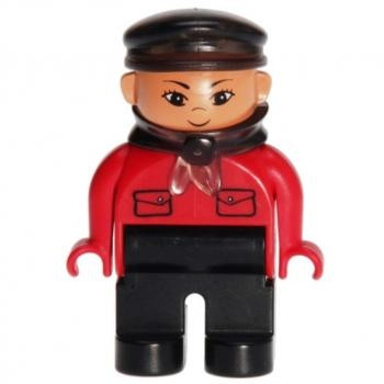 LEGO Duplo - Figure Male 4555pb051