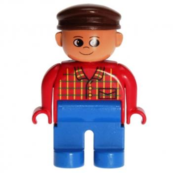LEGO Duplo - Figure Male 4555pb100