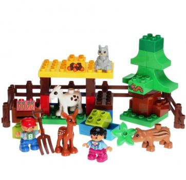 LEGO Duplo 10582 - Forest Animals
