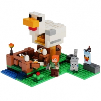 LEGO Minecraft 21140 - The Chicken Coop