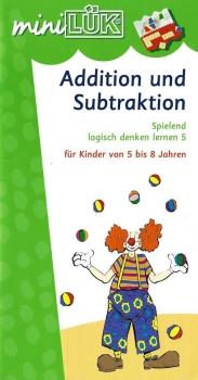 miniLÜK - 0. Klasse - Mathematik - Addition und Subtraktion
