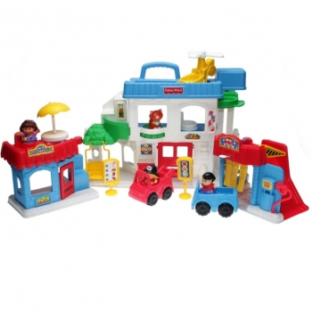Fisher-Price Little People 72355 - Grosse Stadt