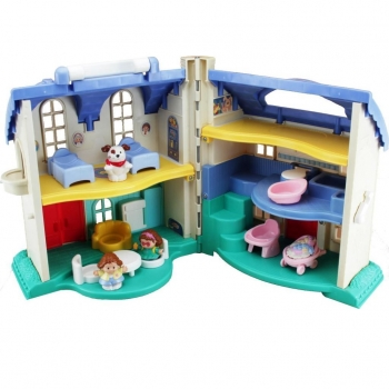 Fisher-Price Little People 72511 - Familienhaus