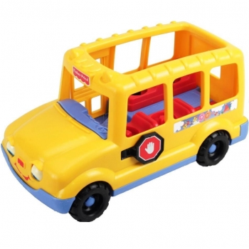 Fisher-Price Little People 72699 - Schulbus