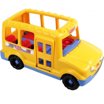 Little People 72699 - School Bus - DECOTOYS