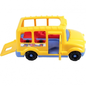 Fisher-Price Little People 72699 - School Bus - DECOTOYS