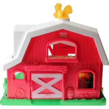 Fisher-Price Little People 77746 - Tierstimmen Bauernhof