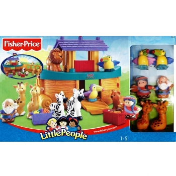 Fisher-Price Little People B1266 - Noah's Ark