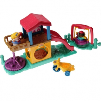 Fisher-Price Little People B9760 - Fun Sounds Playground