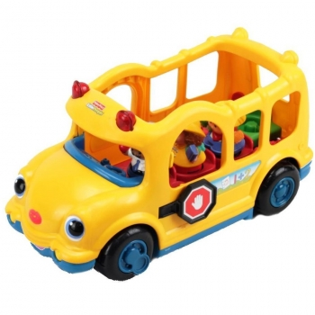 Fisher-Price Little People J0000 - Schulbus